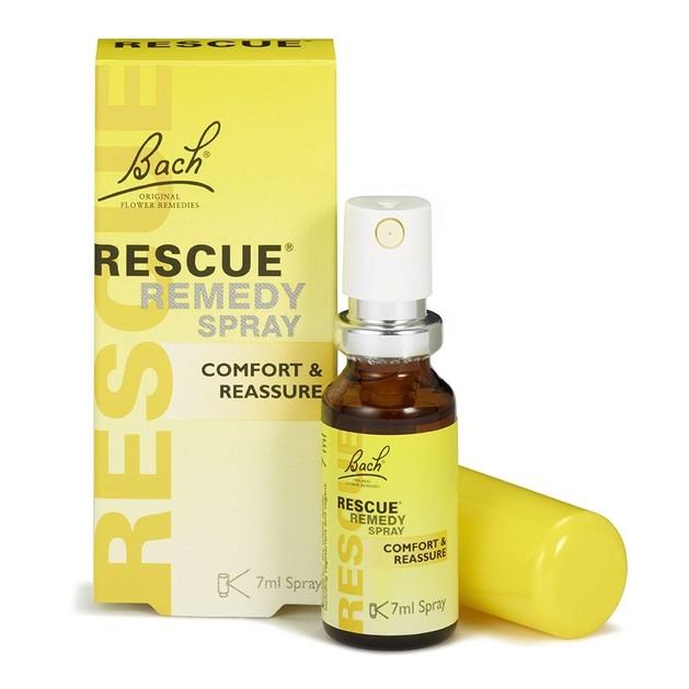 Power Health Bach Rescue Remedy Spray Ανθοΐαμα σε Spray για τη Διαχείριση του Άγχους & της Συναισθηματικής Κατάστασης 7ml