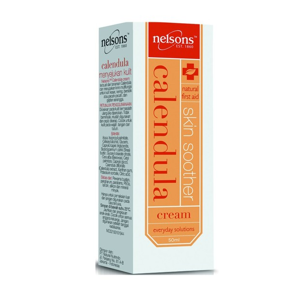 Power Health Nelsons Calendula Cream 50ml