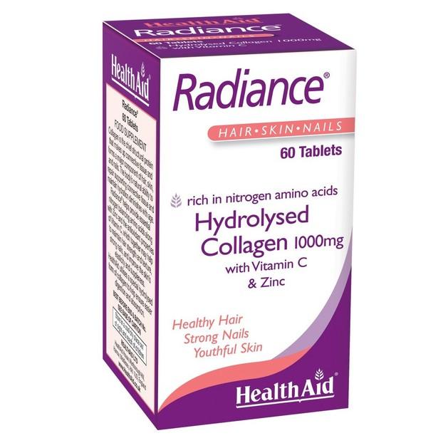 Health Aid Radiance 1000mg 60tabs