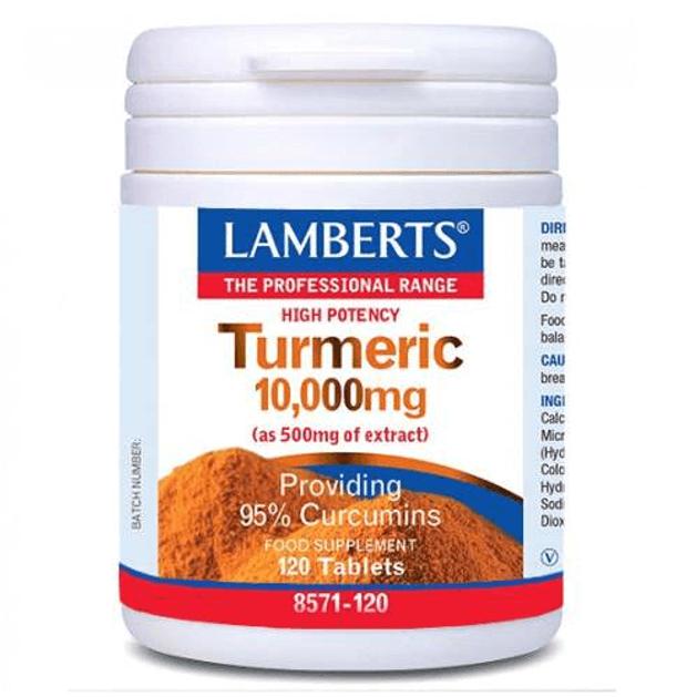 Lamberts Turmeric 10000mg 120 tabs