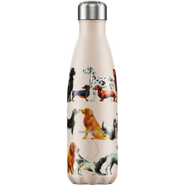 Chilly\'s Bottle Emma Bridgewater Dogs Ανοξείδωτο Θερμός με Σκυλάκια 500ml