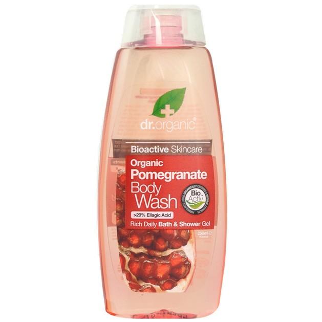 Dr.Organic Organic Pomegranate Body Wash 250ml