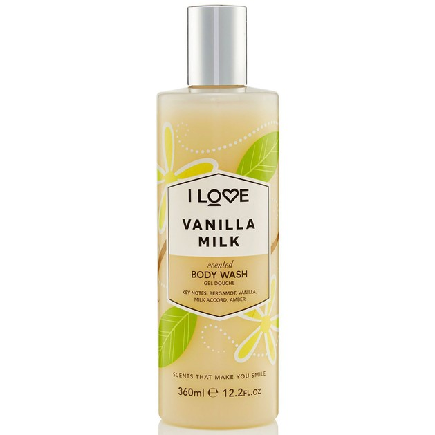 I love... Vanilla Milk Body Wash 360ml