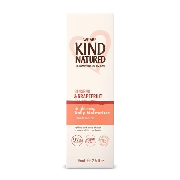 Kind Natured Brightening Ginseng & Grapefruit Daily Moisturiser Ενυδατική Θρεπτική Κρέμα Ημέρας Πλούσια σε Βιταμίνες 75ml