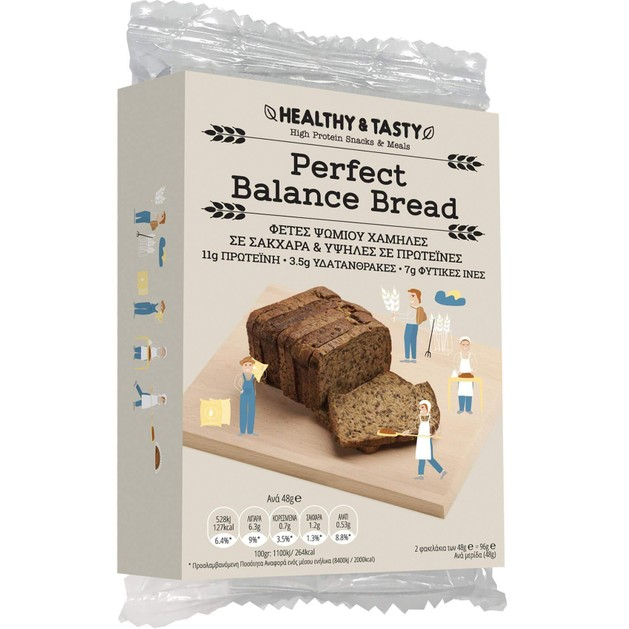 Power Health Perfect Balance Bread 2sachets x 48gr