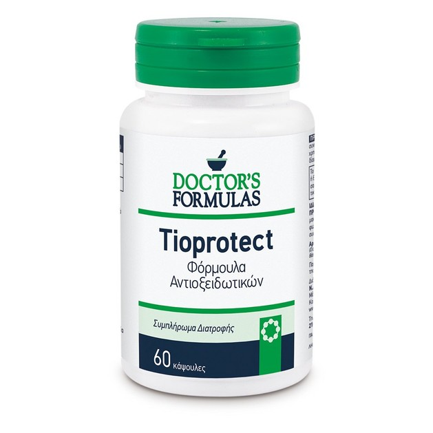 Doctor\'s Formula Tioprotect  60caps
