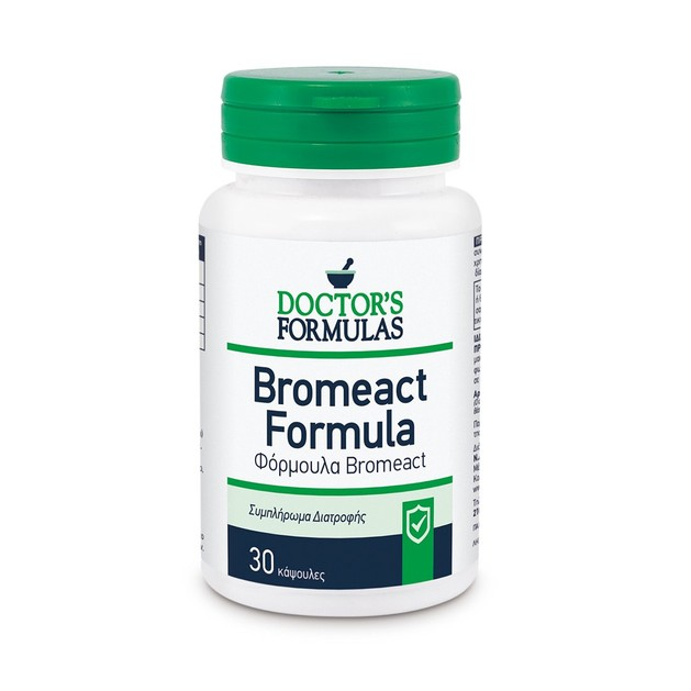 Doctor\'s Formulas Bromeact 30caps