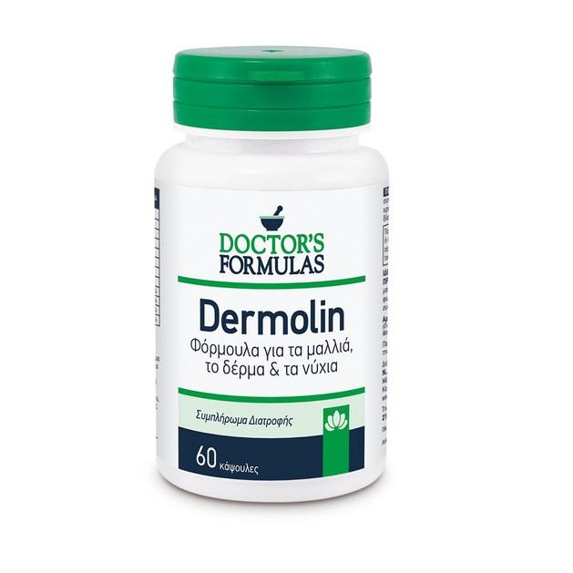 Doctor\'s Formulas Dermolin 60caps