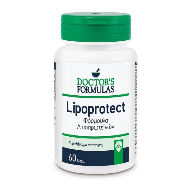 Doctor\'s Formulas Lipoprotect 60caps