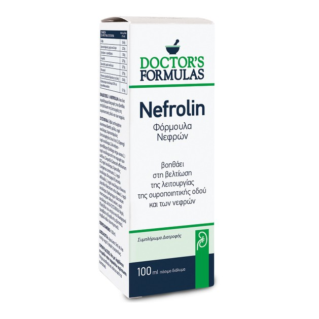 Doctor\'s Formulas Nefrolin 100ml