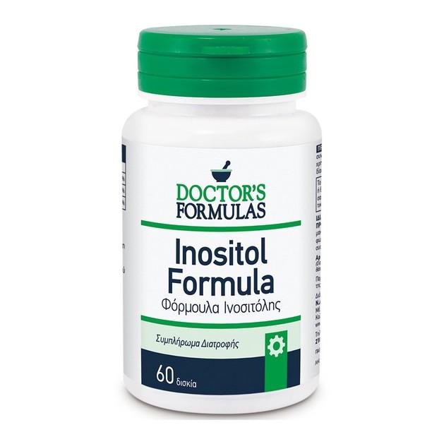 Doctor\'s Formula Inositol Formula 60tabs