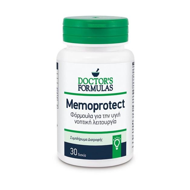 Doctor\'s Formula Memoprotec 30tabs