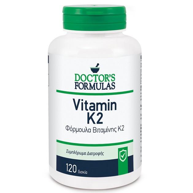 Doctor\'s Formula Vitamin K2 120caps