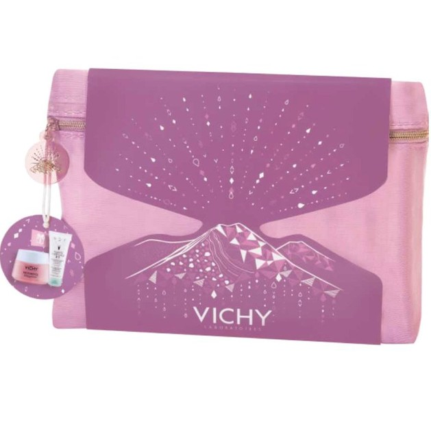 Vichy Promo Neovadiol Rose Platinum Κρέμα Ημέρας 50ml & Purete Thermale 3 in 1 Cleanser 100ml & Mineral 89 1.5ml & Νεσεσέρ