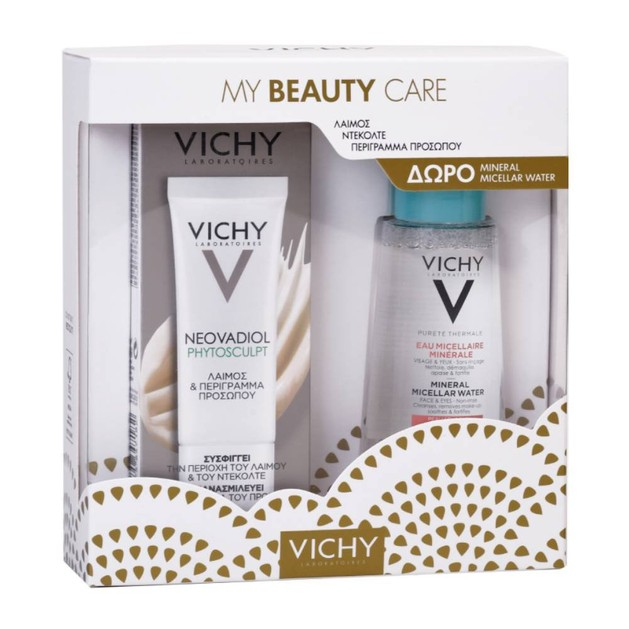 Vichy Promo My Beauty Care Neovadiol Phytosculpt 50ml & Δώρο Purete Thermale Mineral Micellar Water 100ml