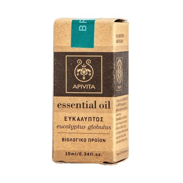 Apivita Essential Oil Eucalyptus Ευκάλυπτος 10ml