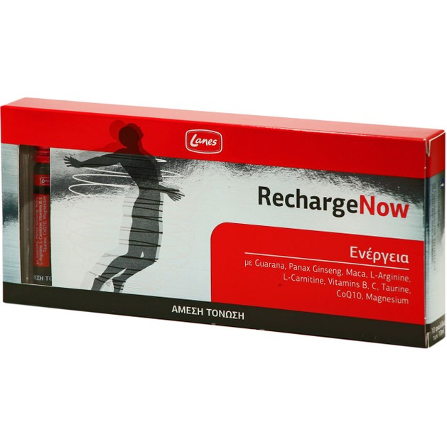 Recharge Now 10x10ml - Lanes