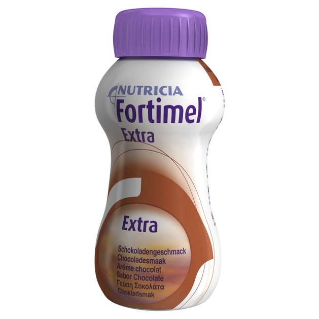 Nutricia Fortimel Extra Σοκολάτα σε Ειδική Τιμή 4x200ml