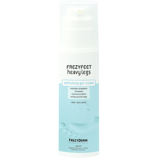 Frezyderm Frezyfeet Heavy Legs Cream - Gel 125ml