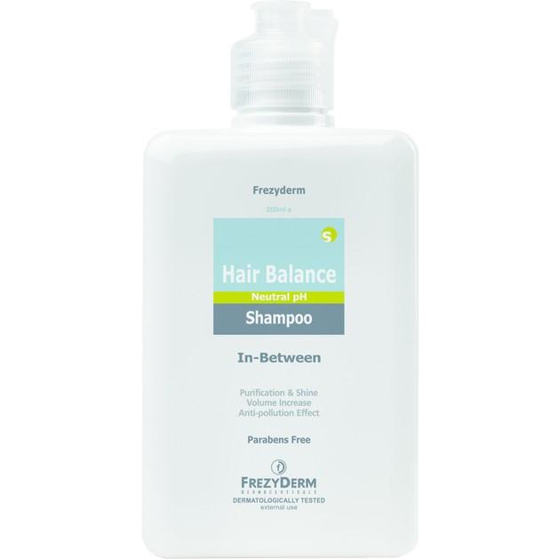 Hair Balance Shampoo 200ml - Frezyderm
