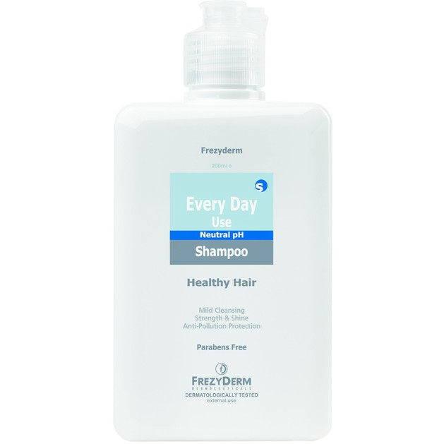 Frezyderm Hair Force Every Day Shampoo 200ml