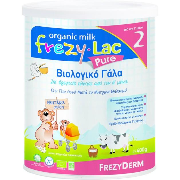 Frezylac Pure 2  400gr - Frezyderm