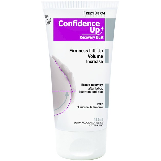 Confidence Up Recovery Bust 125ml - Frezyderm