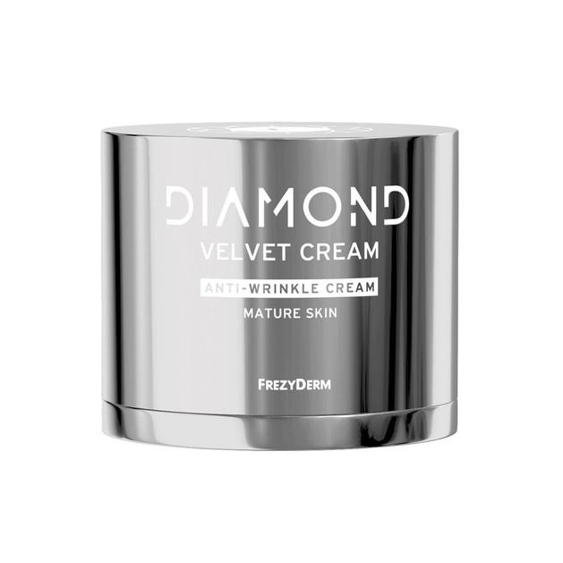 Frezyderm Diamond Velvet Anti-Wrinkle Cream Mature Skin Αντιρυτιδική Συσφικτική Κρέμα Προσώπου για Ώριμο Δέρμα 50ml