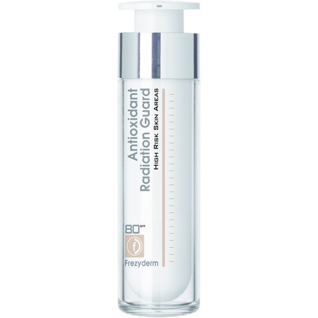 Frezyderm Antioxidant Radiation Guard Spf80, 50ml