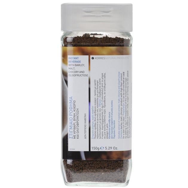Στιγμιαίο Ρόφημα με Φυτικές Ίνες150gr - Korres