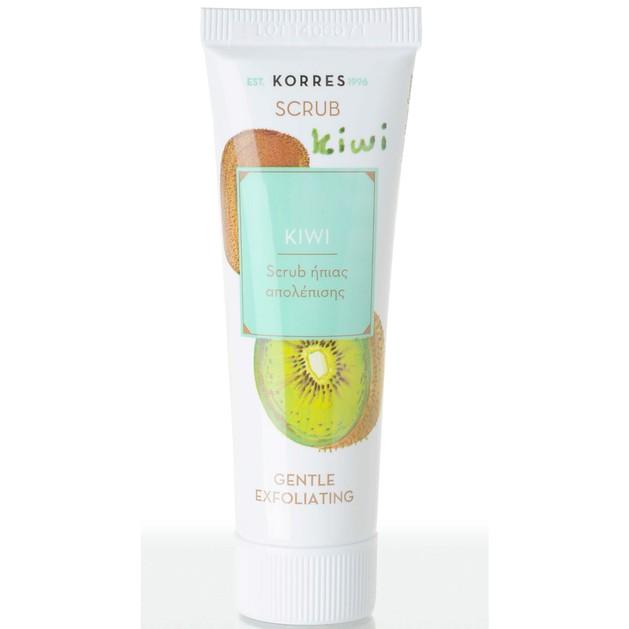 Kiwi Scrub Ήπιας Απολέπισης 18ml - Korres