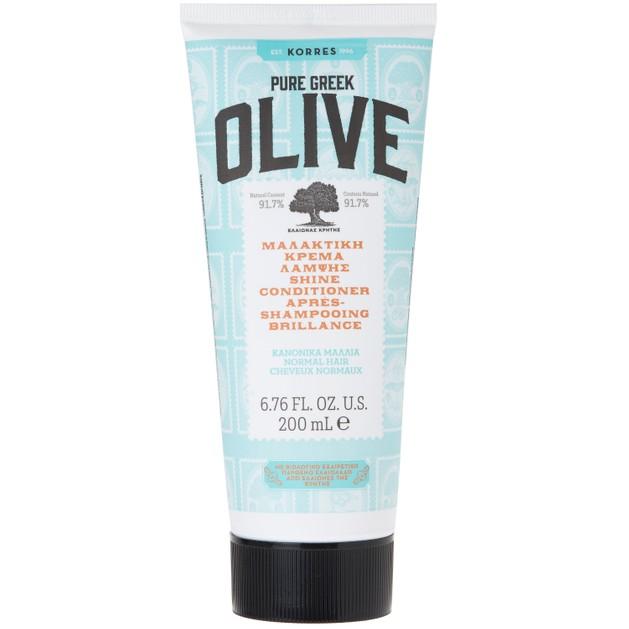 Korres Pure Greek Olive Conditioner 200ml