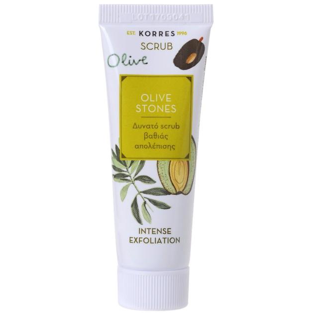 Korres Scrub Olive Stones 18ml