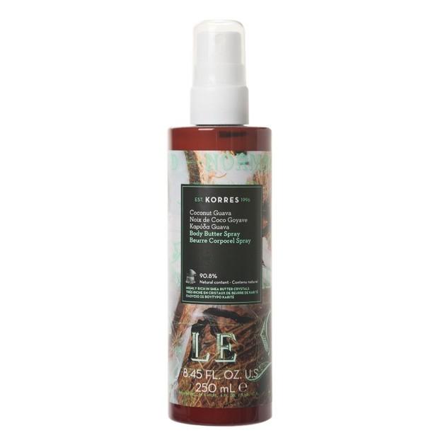 Korres Coconut Guava Body Butter Spray 250ml