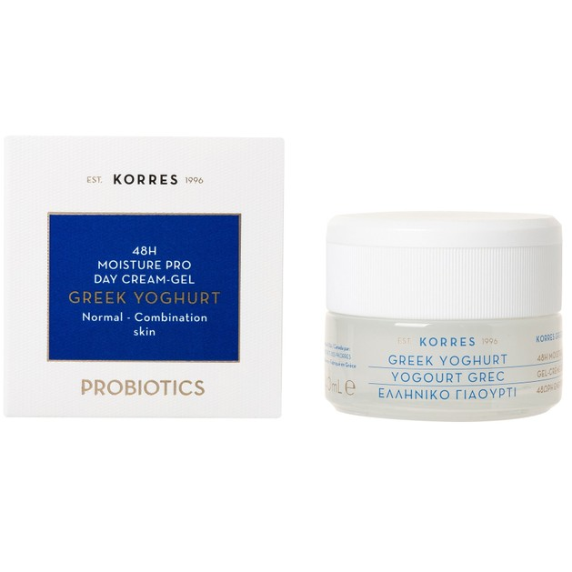 Korres Greek Yoghurt Moisture Pro Gel - Cream 40ml