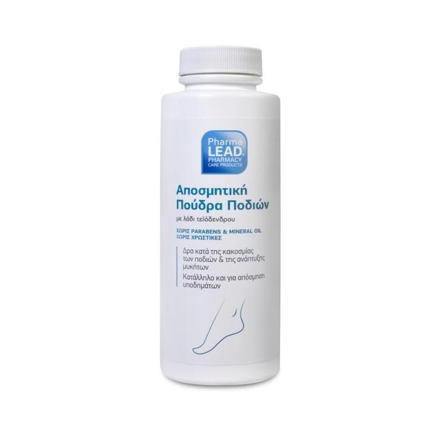 Pharmalead Αποσμητική Πούδρα Ποδιών 100gr