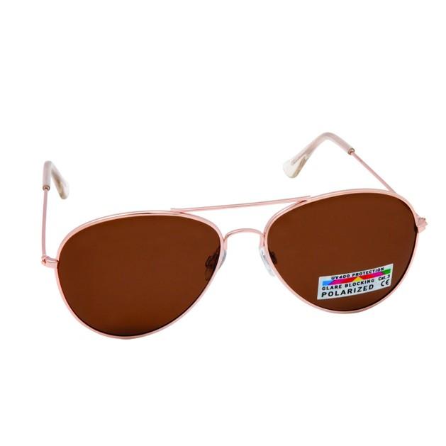 Eyelead Γυαλιά Ηλίου Unisex με Χρυσό Σκελετό L613