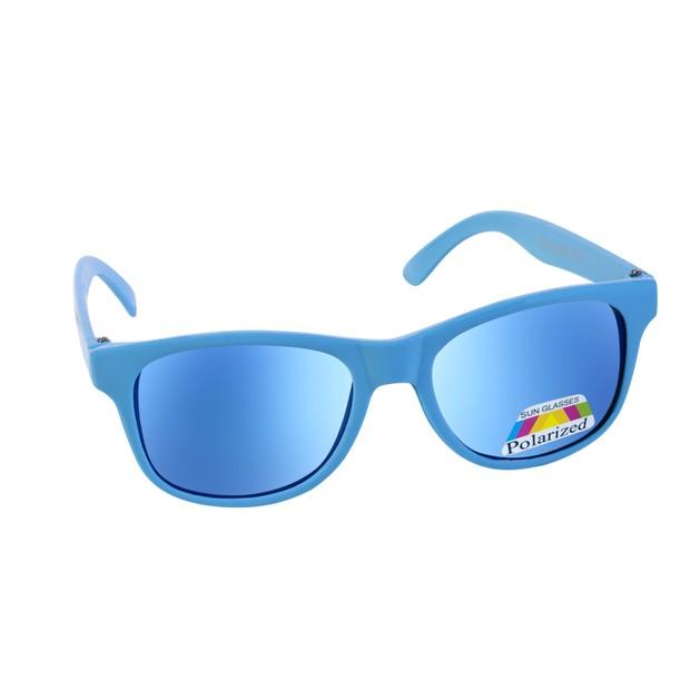 EyeLead Γυαλιά Ηλίου Παιδικά με Γαλάζιο Σκελετό K1027