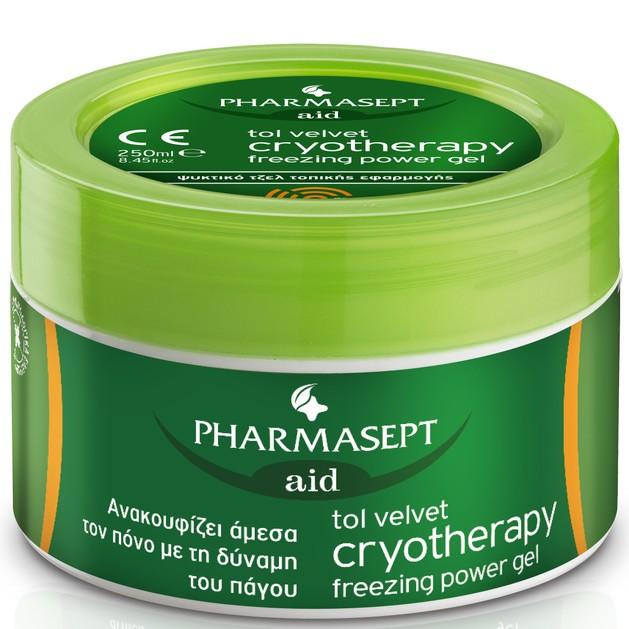 Pharmasept Aid Tol Velvet Cryotherapy 250ml