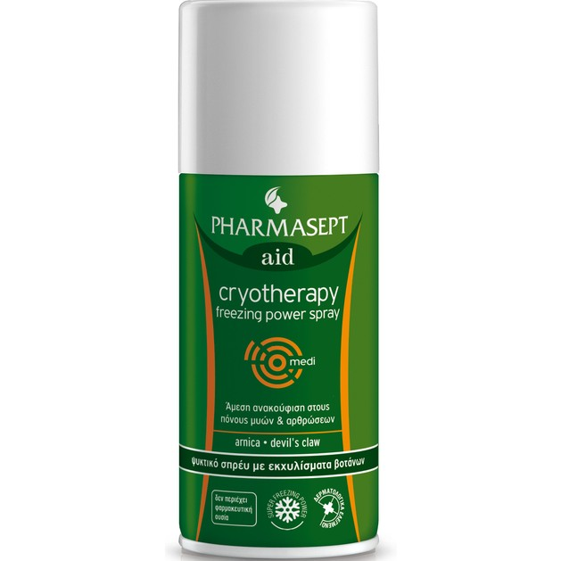 Pharmasept Aid Tol Velvet Cryotherapy Spray 150ml