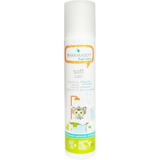 Δώρο Kid Care Soft Bath Απαλό Υποαλλεργικό Αφρόλουτρο για την Ευαίσθητη Παιδική Επιδερμίδα 40ml