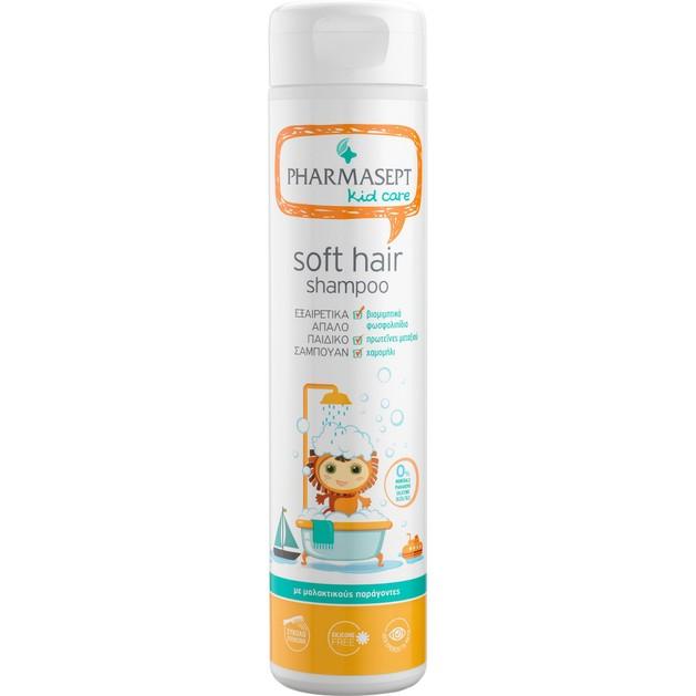 Δώρο Pharmasept Kid Care Soft Hair Shampoo Εξαιρετικά Απαλό Παιδικό Σαμπουάν 40ml