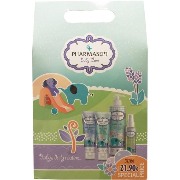 Pharmasept Baby Care Set με 4 Προϊόντα Βρεφικής Φροντίδας