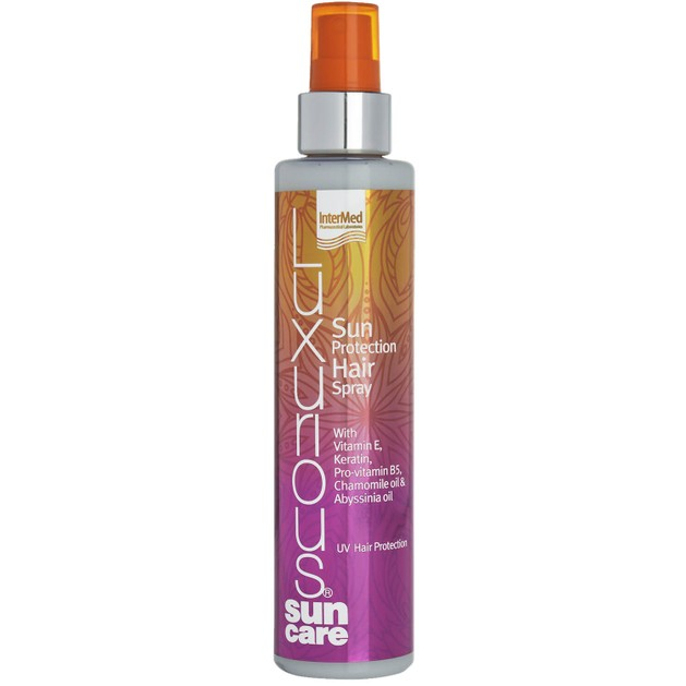 Luxurious Suncare Hair Protection Spray Αντηλιακό Spray Προστασίας για τα Μαλλιά 200ml