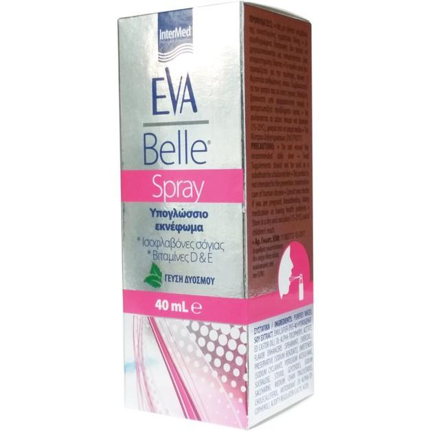 Eva Belle Spray Συμπλήρωμα Διατροφής σε Μορφή Υπογλώσσιου Εκνεφώματος, Φυσιολογική Λειτουργία του Γυναικείου Οργανισμού 40ml