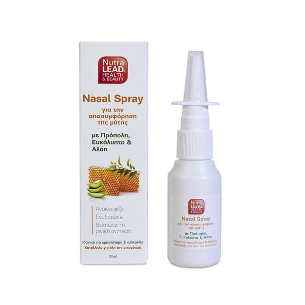 Nutralead Nasal Spray 30ml