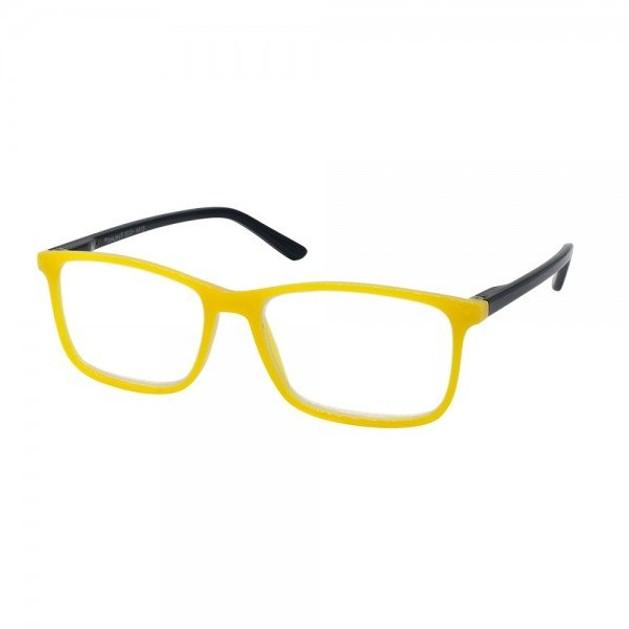 Eyelead Γυαλιά Διαβάσματος Unisex Κίτρινο - Μαύρο Κοκκάλινο E194