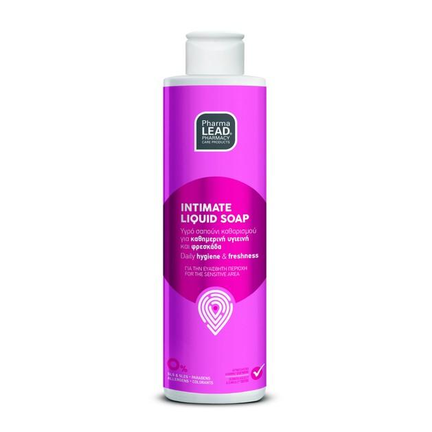 Pharmalead Intimate Liquid Soap 250ml Υγρό Σαπούνι Καθαρισμού για την Ευαίσθητη Περιοχή 250ml