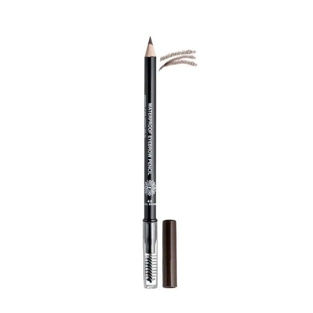 Garden Waterproof Eyebrow Pencil 42 Cool Brown Αδιάβροχο Μολύβι Φρυδιών 1g