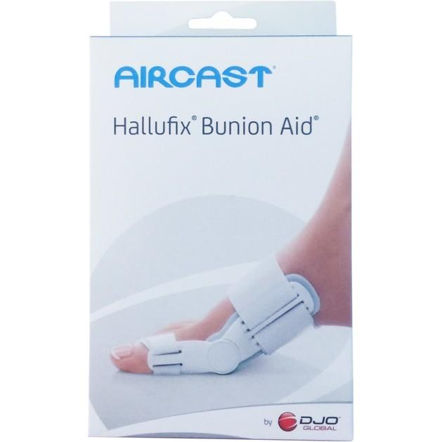 John\'s Aircast Hallufix Bunion Aid Νάρθηκας Ημέρας & Νύχτας Βλαίσου Ποδός 1 Τεμάχιο 20160